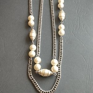 Vintage Sara Coventry Pearl Necklace